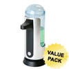 iTouchless Sensor Soap Dispenser 3D w/ Removable Container ITO ESD003DCS