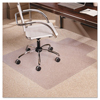 E.S. Robbins ES Robbins® AnchorBar® Multi-Task Intermediate Chair Mat for Carpet ESR 128173