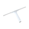 cleaning chemicals, brushes, hand wipers, sponges, squeegees: Ettore - Plastic Shower Sweep Squeegee