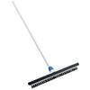 cleaning chemicals, brushes, hand wipers, sponges, squeegees: Ettore - Wipe'n Dry Floor Squeegee with Brush & Handle
