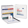 First Aid Only First Aid Only™ Unitized ANSI 2015 Compliant First Aid Kit FAO 90570