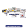 First Aid Only First Aid Only™ Unitized-ANSI Compliant First Aid Kit Refill FAO 90581