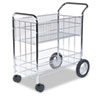 Cake Pie Covers Stands: Fellowes® Wire Mail Cart