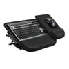 keyboard & mouse drawers & platforms: Fellowes® Tilt 'N Slide™ Keyboard Manager