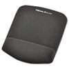 Fellowes Fellowes® PlushTouch™ Mouse Pad/Wrist Rest FEL 9252201