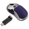 Fellowes Fellowes® HD Precision Cordless Optical Five-Button Gel Mouse FEL 98904