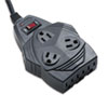 surge protectors: Fellowes® Eight-Outlet Mighty 8 Surge Protector