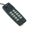 surge protectors: Fellowes® Ten-Outlet Power Guard Surge Protector