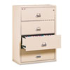 Filing cabinets: FireKing® Insulated Lateral File