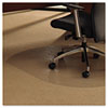 chair mats: Floortex™ ClearTex™ Ultimat™ Polycarbonate Chair Mat for Carpets
