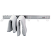 Fabrication Enterprises Wall Mounted Towel Rack - 6-Hook FNT 00-4016