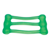 Fabrication Enterprises CanDo® Jelly™ Expander Triple Exerciser - Green - Medium FNT 10-0053