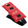 Rehabilitation: Fabrication Enterprises - The Original Cuff® Ankle and Wrist Weight - 2.5 lb. - Red