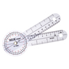 Fabrication Enterprises Baseline® Plastic Goniometer - HiRes™ 360 Degree Head - 12 Arms, 25-Pack FNT 12-1000HR-25