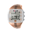 Fabrication Enterprises Heart Rate Monitor Watch - Polar® FT4F - Bronze/Bronze - for Female FNT 12-2153F