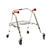 Fabrication Enterprises Kaye Posture Rest Walker with Seat, Adolescent FNT 31-3693