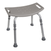 Respiratory Suction Tips: Fabrication Enterprises - Bath Bench without Back, Kd