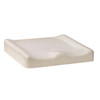 "Wheelchair Parts Accessories Foam Wheelchair Cushions: Fabrication Enterprises - Amara 100 Wheelchair Cushion, 16"" x 16"" x 3"""