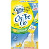 Kraft Crystal Light On-the-Go Lemonade BFV GEN00796