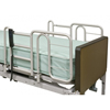 Beds Bed Rails: GF Health - Liberty Half No Gap Bed Rail