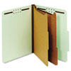 Globe-Weis Globe-Weis® Heavy-Duty Pressboard Top Tab Classification Folders GLW 24076