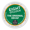 Eight O'Clock Eight OClock Coffee Original Decaf Coffee K-Cups GMT 6425