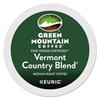 Coffee K Cup Compatible: Green Mountain Coffee Vermont Country Blend Coffee K-Cups
