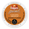 coffee & tea: Folgers Gourmet Selections Caramel Drizzle Coffee K-Cups