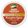 Green Mountain Coffee Green Mountain Coffee Fair Trade Certified Pumpkin Spice Coffee K-Cups GMT 6758