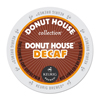coffee & tea: Donut House Decaf Coffee K-Cups