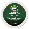 Green Mountain Coffee Green Mountain Coffee Hazelnut Decaf Coffee K-Cups GMT 7792