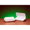 Genpak Foam Hinged Carryout Containers GNP 21900
