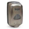 Stoko-foam-soap-dispensers: GOJO® TFX™ Touch Free Dispenser - Brushed Metallic