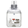 soaps and hand sanitizers: GOJO® E2 Foam Sanitizing Soap
