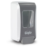 soaps and hand sanitizers: GOJO® FMX-20™ Soap Dispenser