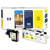 Hewlett packard: HP® C5057A (HP90) Printhead & Cleaner,Yellow