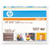 Storage Media: HP 1/8 inch Tape DDS Data Cartridge