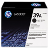 Hewlett packard: Hewlett Packard 39A, (Q1339A) Black Original LaserJet Toner Cartridge