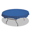 Hoffmaster Hoffmaster® Octy-Round® Plastic Tablecover HFM 112014