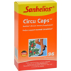 hgr: Sanhelios - Circu Caps with Butcher's Broom and Rosemary - 96 Capsules