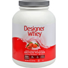 Designer Whey Protein - Strawberry - 4.4 Lb. HGR 0116921