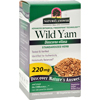 Nature's Answer Wild Yam Root Extract - 60 Vegetarian Capsules HGR 0124818