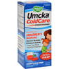 Nature's Way Umcka Children ColdCare Syrup Cherry - 4 fl oz HGR 0210377
