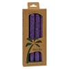 Aloha Bay Palm Tapers™ Violet - 4 Candles HGR 0249136