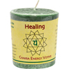 Aloha Bay Chakra Votive Candle - Healing - Case of 12 - 2 oz HGR 0284786