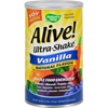 Nature's Way Alive Soy Protein Ultra-Shake Vanilla - 21 oz HGR 0572776