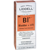Liddell Homeopathic Bladder and UTI Spray - 1 fl oz HGR 0583583