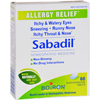 Boiron Sabadil Allergy - 60 Tablets HGR 0599068