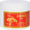DMSO Unfragranced Gel - 2 oz HGR 0611095