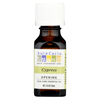 Aura Cacia Essential Solutions Oil Cypress - 0.5 fl oz HGR 0620161